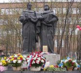 Старт Славянского хода Мурман-Балканы будет дан от памятника Кириллу и Мефодию