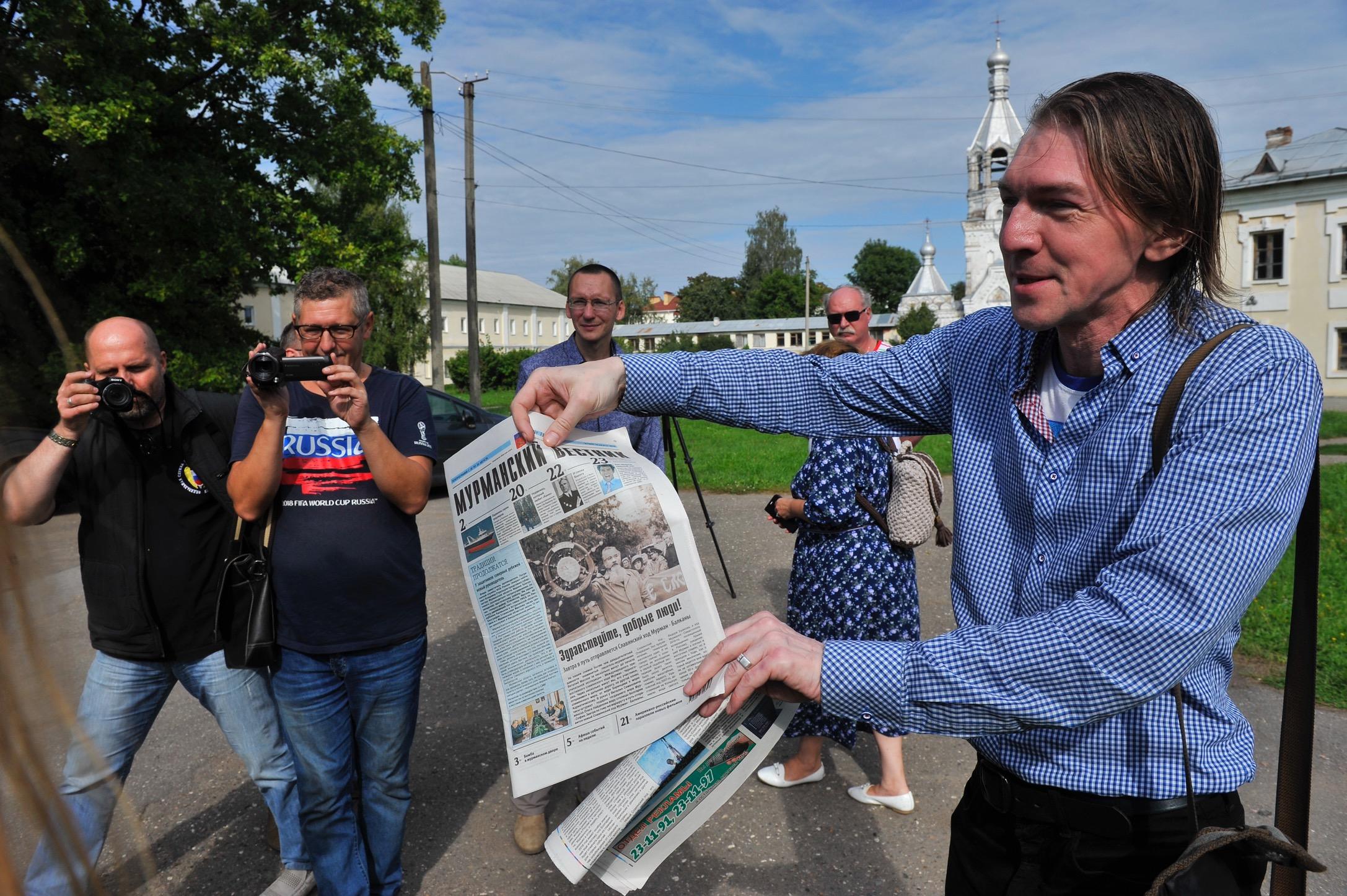Мурманчан, участников масштабной экспедиции, уже ждет Братислава